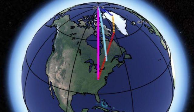 """Pământul se """"clatină"""", iar activitatea umană este unul dintre principalii factori ce au dus la apariţia fenomenului"""